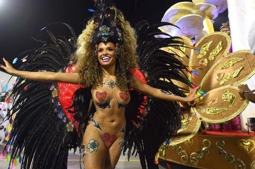 Carnaval de Sao Paulo 2015