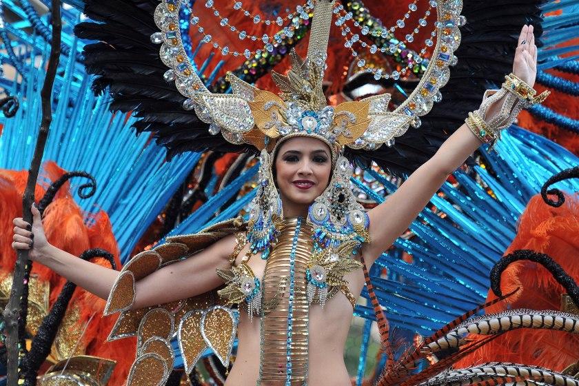 Carnaval de Tenerife 2015