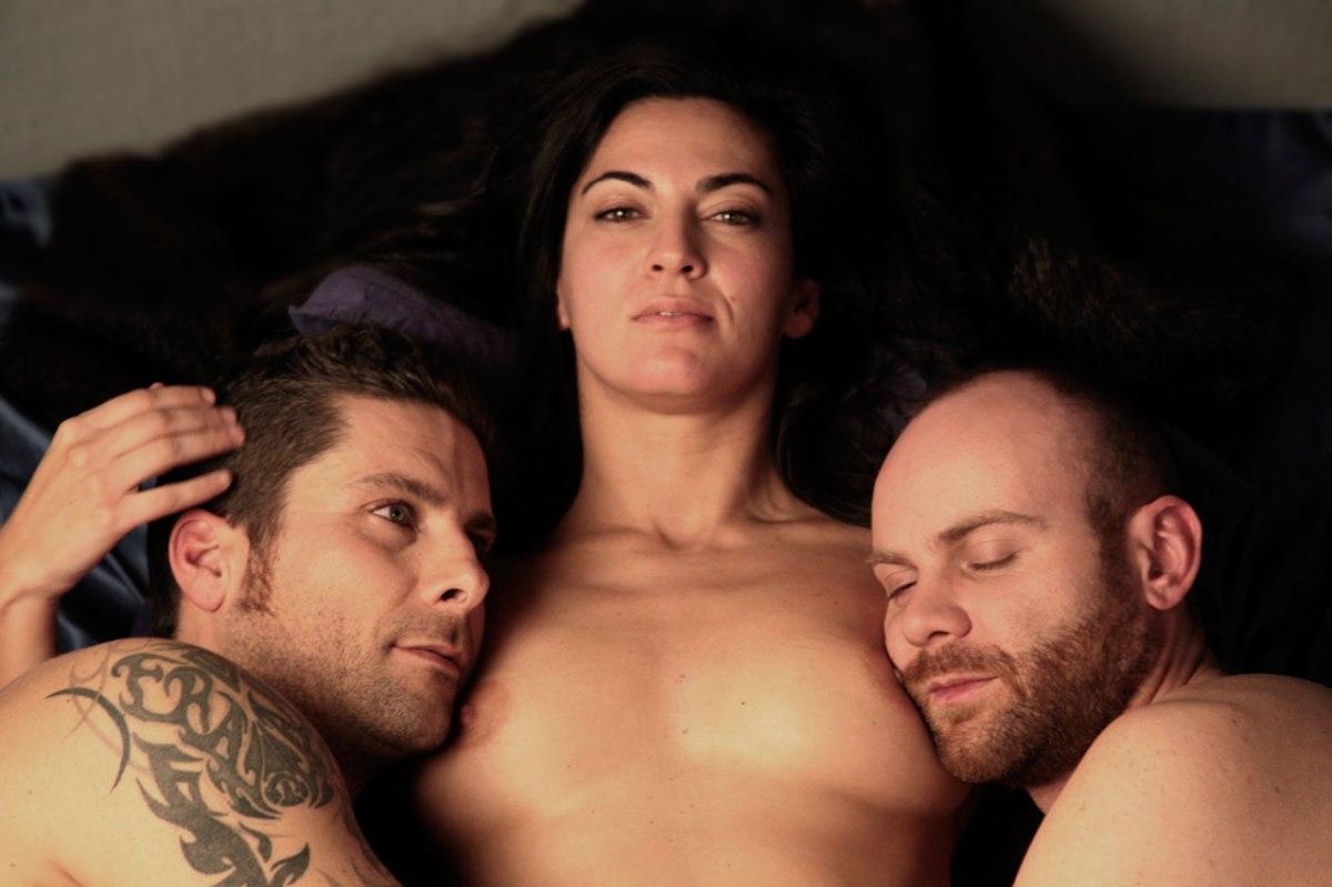 trio de mujeres